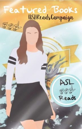 Featured Books by ASLReadsCampaign