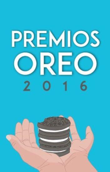 Premios Oreo 2016