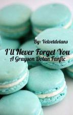 I'll Never Forget You // G.D by VelvetDolans