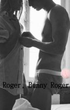 Roger, Bunny Roger by calaveradedulce