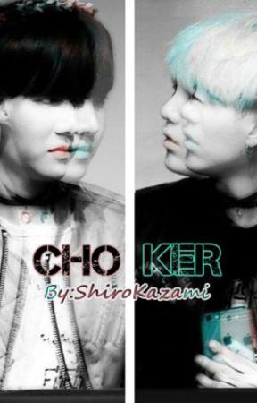 CHOKER [Yoonseok] by ShiroKazami