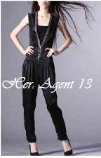 Her: Agent 13 by MissPurpleBoots