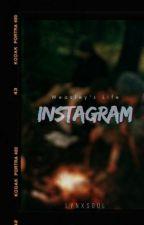 Instagram Hogwarts {3G} by DianaYRL