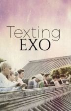 Texting EXO by blingchick
