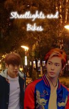 Streetlights and Bikes {COMPLETED} by hyungwonwon