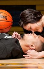 The Basketball Player and  Me by LyciEstrada