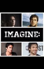 Ian Somerhalder Imagines by Aidanturnerimagines