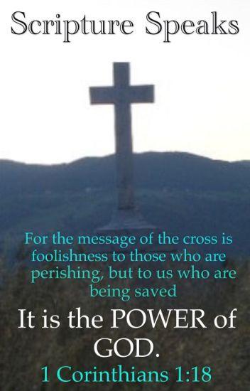 Scripture Speaks
