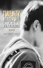 TWENTY REASON WHY I HATE JEON JUNGKOOK by alienouz