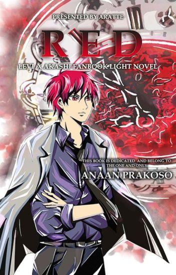 RED (Crossover Levi*Akashi)
