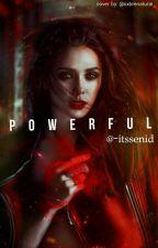 POWERFUL | Wanda Maximoff © by -itssenid