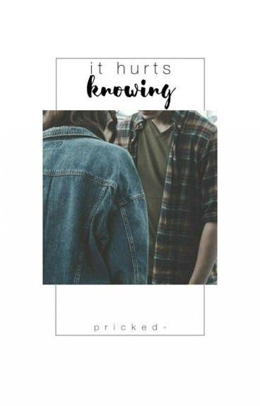 It Hurts Knowing | Jacob Black [1]