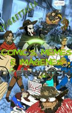 Overwatch: Comic's, Memes e Imágenes by GRETTALIA