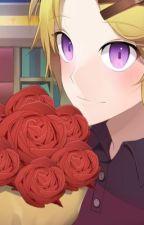 Yoosung x Reader by animuutrash