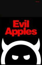 Evil Apples by Shangre