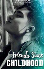 Friends since childhood by jimin_vmin_95