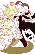 Mogeko x Reader by DarknessandLight2002