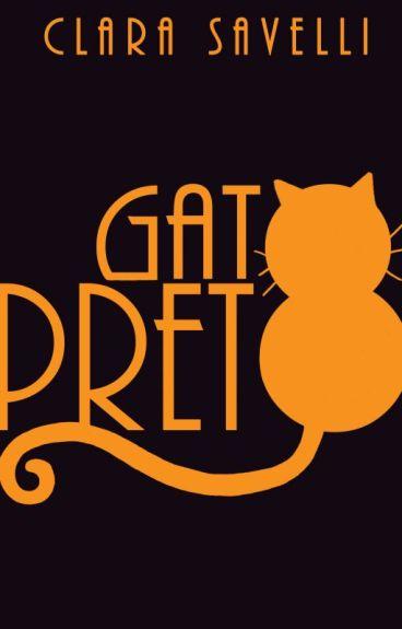 Gato Preto by ClaraSavelli