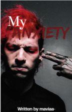 My Anxiety | Josh Dun x Reader #Wattys2017 by tinky-