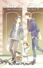 Little Family [Ereri/Riren] by Anon-MyName