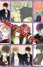 Diabolik Lovers Yaoi + X Male!Readers (*REQUESTS CLOSED*) by ALemonWriter