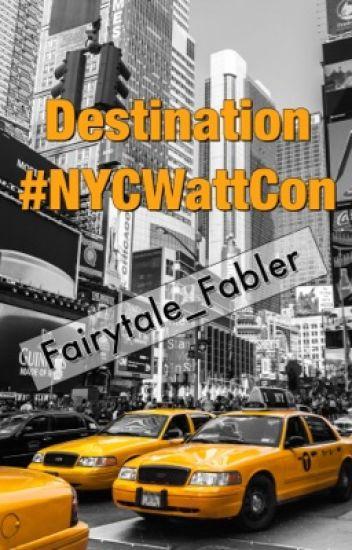 Destination #NYCWattCon