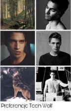 |Zawieszone| Preferencje ~ Teen Wolf  by Layden128
