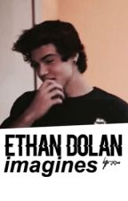 ethan dolan imagines by http-evelyn
