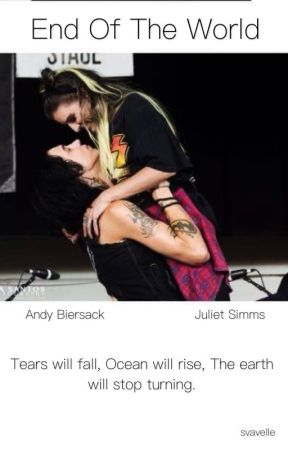 End Of The World / Andy Biersack by svavelle