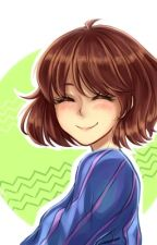 Determination and Human (Male!Reader x Female!Frisk) by DragoniteAnder