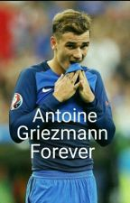 Antoine Griezmann Forever by phOenix_53