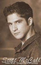Scott McCall - Teen Wolf Imagines & Drabbles by showandwrite