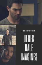Derek Hale Imagines by bonniebird