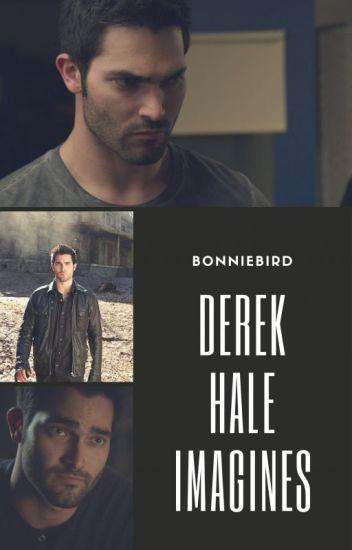 Derek Hale Imagines