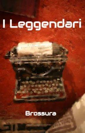 I Leggendari by Brossura
