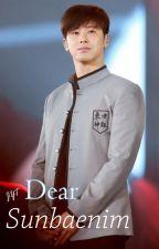 Dear Sunbaenim by jejeYuun