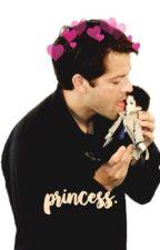 princess [cake] by genderfluidmikey
