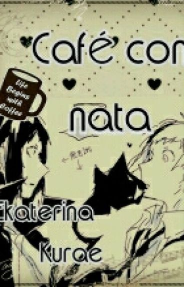 Café con nata [AkuAtsu] (Bungou Stray Dogs fanfic yaoi)