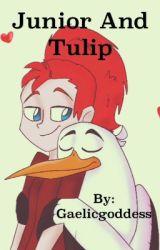 Junior and tulip  by Mermaidprincess07