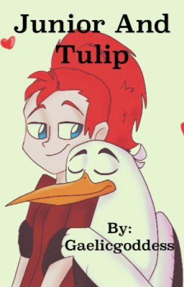 Junior and tulip