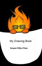 Senpai Kitty's Drawing Book by Senpai-Kitty-Chan