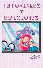 Tutoriales y Ediciones by Haruhi-Haruno