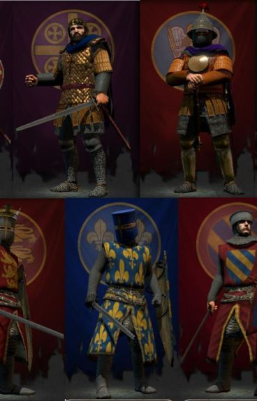 The World Of 6 Kings by jacobwuvsu