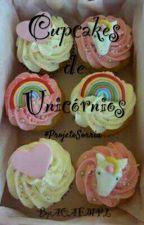 Cupcakes de Unicórnios #ProjetoSorria by ACAFMPL