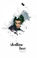 shallow love - original  by blackertheberry