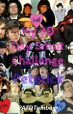 Peterick Smut Book by PATDTomboy