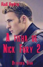 A Filha De Nick Fury 2  by vitoria_Stan
