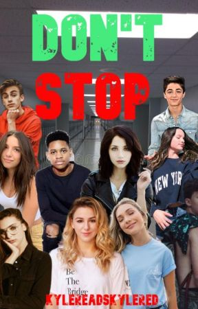 Don't Stop (A Dance Moms Fanfiction) - Introducing the