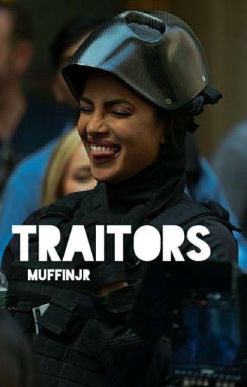 Traitors ⇉ Margot Robbie 🚫