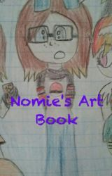 Icy's Art Book by nom54321